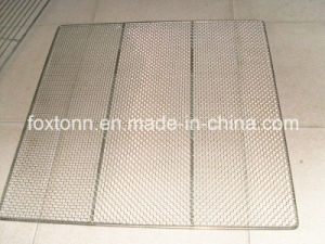 Custom Manufacturing Stainless Steel Mesh Fence pictures & photos