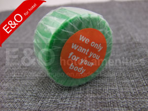 50g Hotel Amenity Bath and Body SPA Green Soap pictures & photos