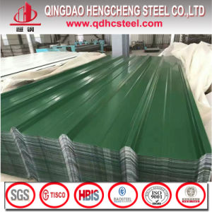 SGCC CGCC PPGI Steel Corrugated Roofing Sheet From China pictures & photos