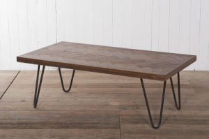 Stereoscopic and Original Coffee Table Antique Furniture-Ms330-01 pictures & photos