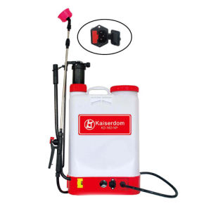 16L Knapsack Electric Battery & Hand Sprayer (KD-16D-NP) pictures & photos