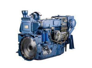 Weichai Wd10c240-15/Wd10c258-15/Wd10c278-15 Marine Engine, Power Range 176-230kw.