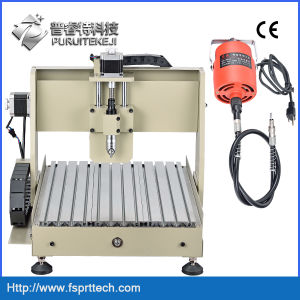 CNC Milling Acrylic Lathe CNC Carving Engraving Machine pictures & photos