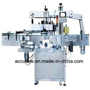 High Efficiency Round Bottle Labeling Machine pictures & photos