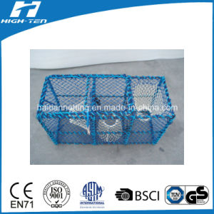 Crab Trap ,HDE knotless net pictures & photos