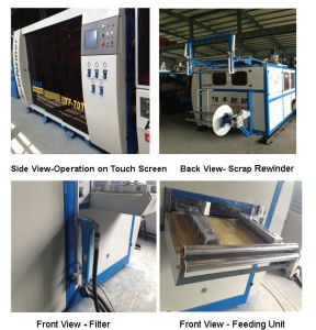 Cup Thermoforming Machine Hftf-70t-H pictures & photos