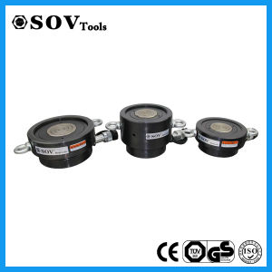 Clp High Tonnage Telescopic Lock Nut Small Hydraulic Cylinder pictures & photos