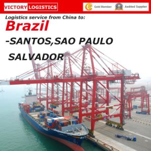 Shipping Agent/Service, Air/Ocean/Sea Freight From Shanghai/Ningbo/Shenzhen/Guangzhou to Santos, Brazil