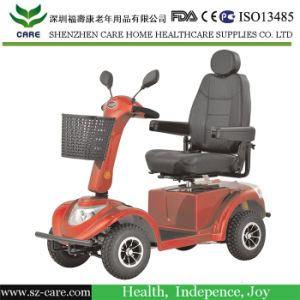 Double Seat Wheel Electric Scooter, Electric Mobility Scooter for Disable Old People pictures & photos