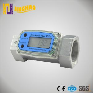 Wl Flowmeter/High Accuracy Electronic Digital Turbine Flow Meter pictures & photos