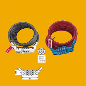 Bike Lock, Bicycle Lock for Sale Tim-Gk102.701&702 pictures & photos