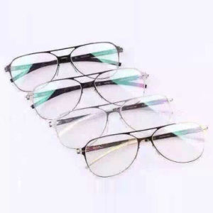 Simple Metal Full Frame Design Optical Frame pictures & photos