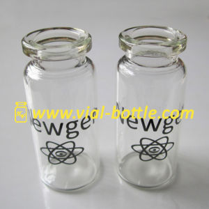Custom Logo Printing Injection Vial for Testosterone Acetate Packing pictures & photos