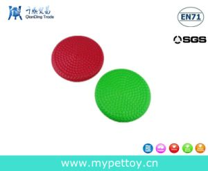 2015new Rubber Frisbee Dog Toy pictures & photos