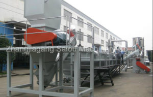 Woven Bags Agriculture Film Waste Film Washing Line pictures & photos