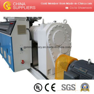 Twin Screw PVC CPVC Pipe Extruder pictures & photos
