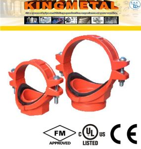 ASTM A536 Casting Ductile Iron Grooved Coupling with FM, UL Approval pictures & photos