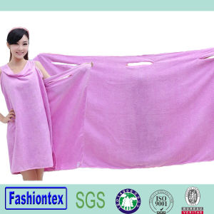 New Design Wearable High Quality Microfibre Sexy Bath Towel pictures & photos