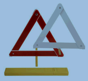 Auto Reflective Warning Triangle (HX-D16A) pictures & photos