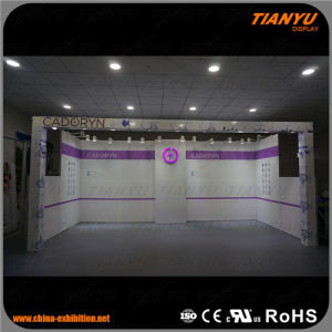 3X3 Aluminum Custom Made Exhibition Booth pictures & photos
