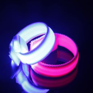 Fashion Glowing LED Lights Bracelets pictures & photos