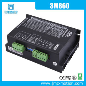 China 3 phase motor microstep driver china microstep for Three phase stepper motor driver