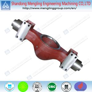 Agricultural Machine Clay Sand Casting Tractor Axle House