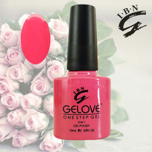 High Glossy Easy Application 1step Gel Polish with 93 Colors pictures & photos