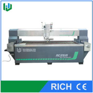 High Quality CNC Waterjet Cutting Machine for Stone pictures & photos