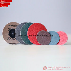Non-Woven Abrasive Grinding Flap Brush with Shaft pictures & photos