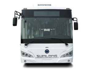 Sunlong Slk6859au6n Natural Gas City Bus pictures & photos