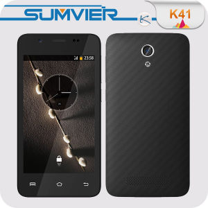 Mtk6572 Dual Core Android 4.4 Kitkat 4 Inch China Mobile Phone