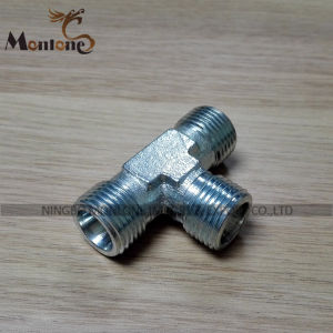 Copper Pipe Flare Fitting Tube Connector Brass Barb Hose Fitting pictures & photos