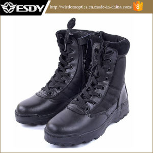 Tactical Military Army Outdoor Sports Desert Combat Assault Boots pictures & photos
