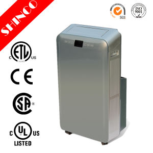 DC Mobile Dual Hose Portable Air Conditioner
