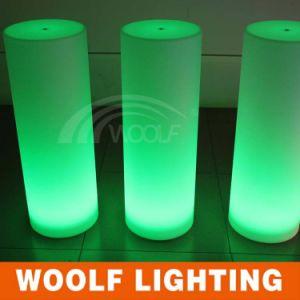 Hot! ! ! LED Decoration Pillar/Color Change LED Decoration Pillar pictures & photos