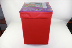 Multipurpose Non Woven Foldable Storage Box for Sundries (MECO420) pictures & photos