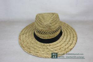 Fedora Straw Hat (OT-XH8016) pictures & photos
