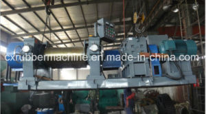 China Manufacturer Two Roll Mill Mixing Machine pictures & photos