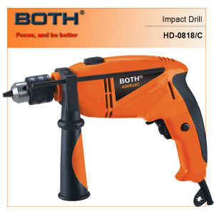 High Quality 550W Electric Impact Drill (HD0818C) pictures & photos