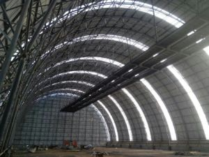 Coal Shed by Steel Space Frame pictures & photos
