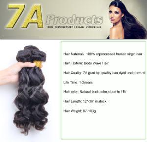 Body Wave 100% Brazilian Virgin Human Hair pictures & photos