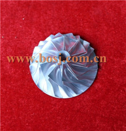 High Performance Turbo Ktr110 Billet Compressor Wheel 6505-51-1410 Fit Turbo/Chra 6505-52-54140 6505-65-5020 Impeller Blade pictures & photos