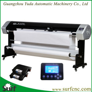 High Speed Large Format Solvent Plotter