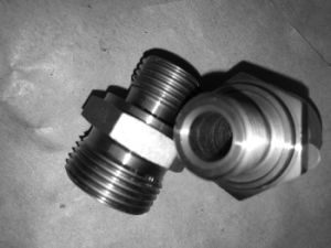 Deg Cone Bsp Thread Hydraulic Fittings pictures & photos