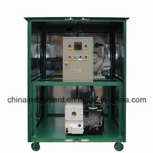 High Precision Vacuum Pumping Recycling Machine for Used Oil pictures & photos
