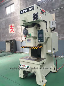 C Frame Mechanical Power Press 80 Ton/Eccentric Drive Power Press/Punching Press pictures & photos