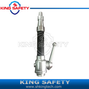 Branch Pipe Aluminum Fire Nozzle pictures & photos