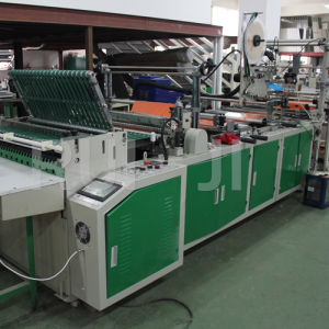 Automatic Multifunction PE Express (mail) Bag Making Machine with Glue Stop pictures & photos