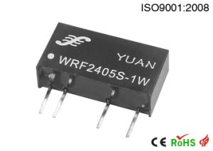 Short Circuit Protection 0.5W DC DC Converter Wrf2405s-W5 pictures & photos